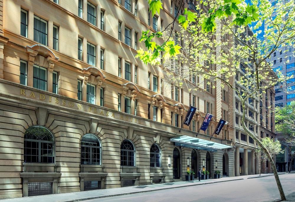 Hotel Radisson Blu Plaza Hotel Sydney