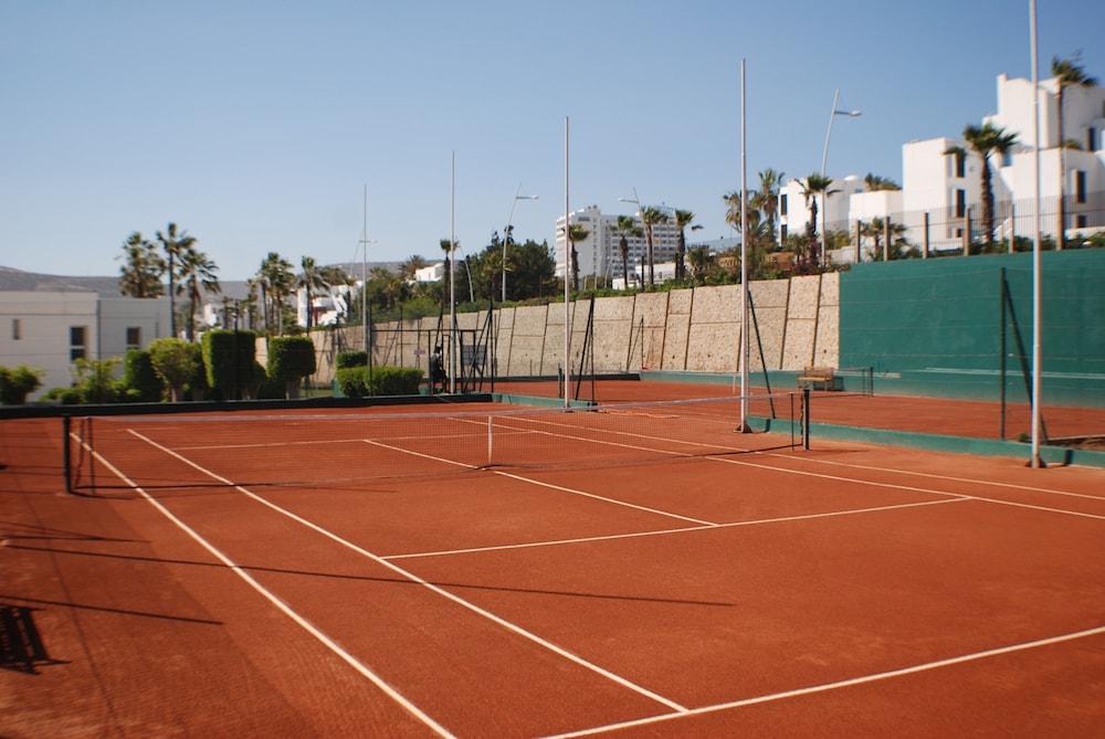 알레그로 아가디르(Allegro Agadir) Hotel Image 13 - Tennis Court