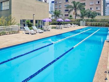 聖保羅奧林匹亞美居別墅飯店 Mercure Sao Paulo Vila Olimpia