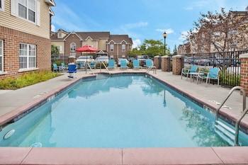 布魯克菲爾德萬豪廣場套房飯店 Towneplace Suites By Marriott Brookfield