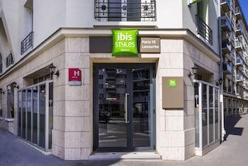 宜必思尚品巴黎 15 勒庫貝 - 原全季飯店
