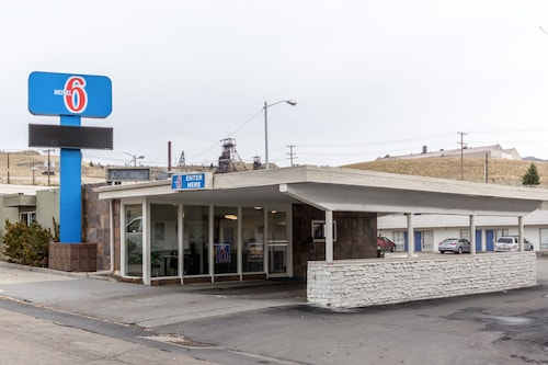 . Motel 6 Butte, MT - Historic City Center