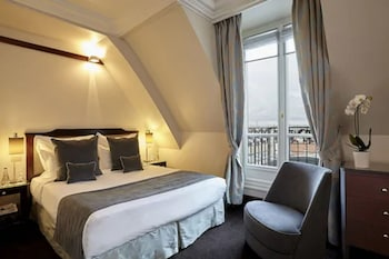 Deluxe Room, 1 Queen Bed, Balcony, View (Tower)