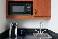 Habitación superior, cocina básica