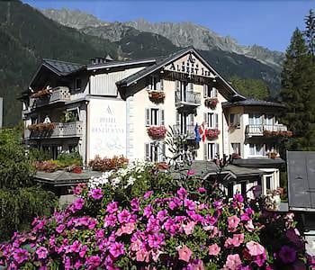 Hotel - Le Hameau Albert 1er