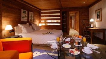 Room (Luxe à la ferme avec cheminée)