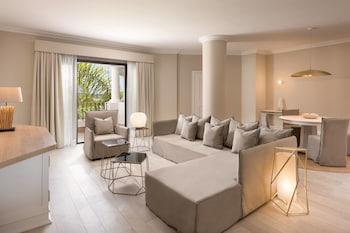 Panoramic Süit, 1 Yatak Odası, Sigara İçilmez, Manzara