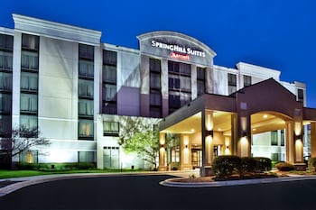 Hotel - Springhill Suites Chicago Southwest at Burr Ridge/Hinsdale
