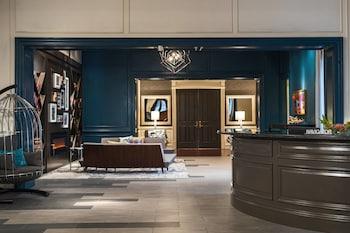 Lobby at Renaissance Charleston Historic District Hotel in Charleston