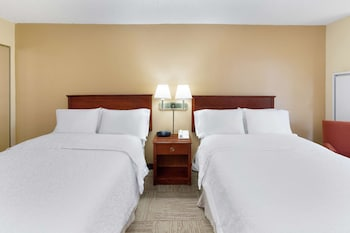 Two Double Beds, Non-Smoking, Accessible