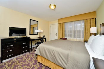 Hotel - Americas Best Value Inn Providence North Scituate