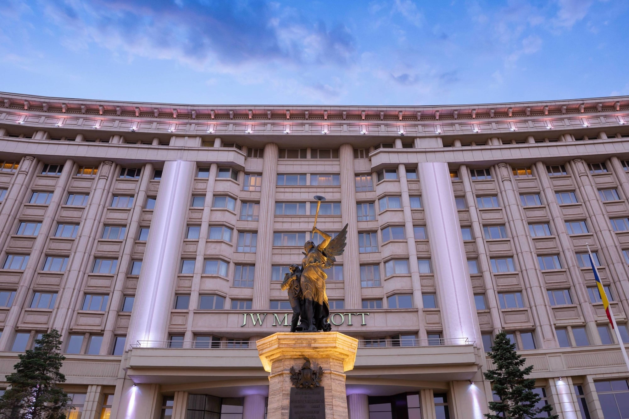 JW Marriott Bucharest Grand Hotel, Municipiul Bucuresti