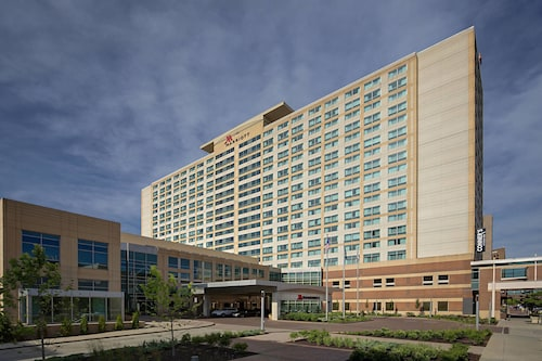 . Marriott Indianapolis Downtown