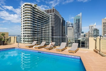 盛橡雪梨海德公園套房大飯店 Oaks Sydney Hyde Park Suites