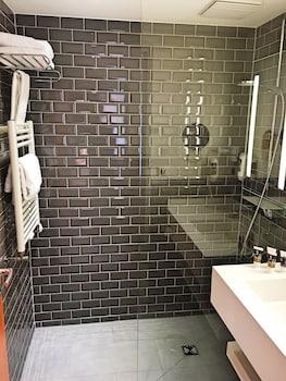 Mercure Hotel & Residenz Checkpoint Charlie - Bathroom  - #0