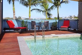 布里斯本溫索溫德姆華美達飯店 Ramada by Wyndham Brisbane Windsor