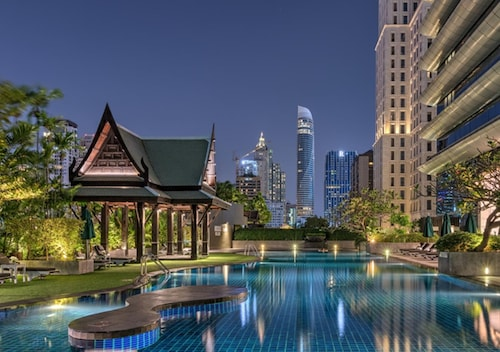 . The Athenee Hotel, a Luxury Collection Hotel, Bangkok