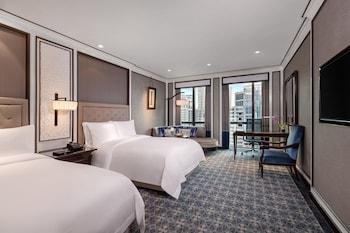 Royal Oda, 2 Çift Kişilik Yatak, Sigara İçilmez, Şehir Manzaralı