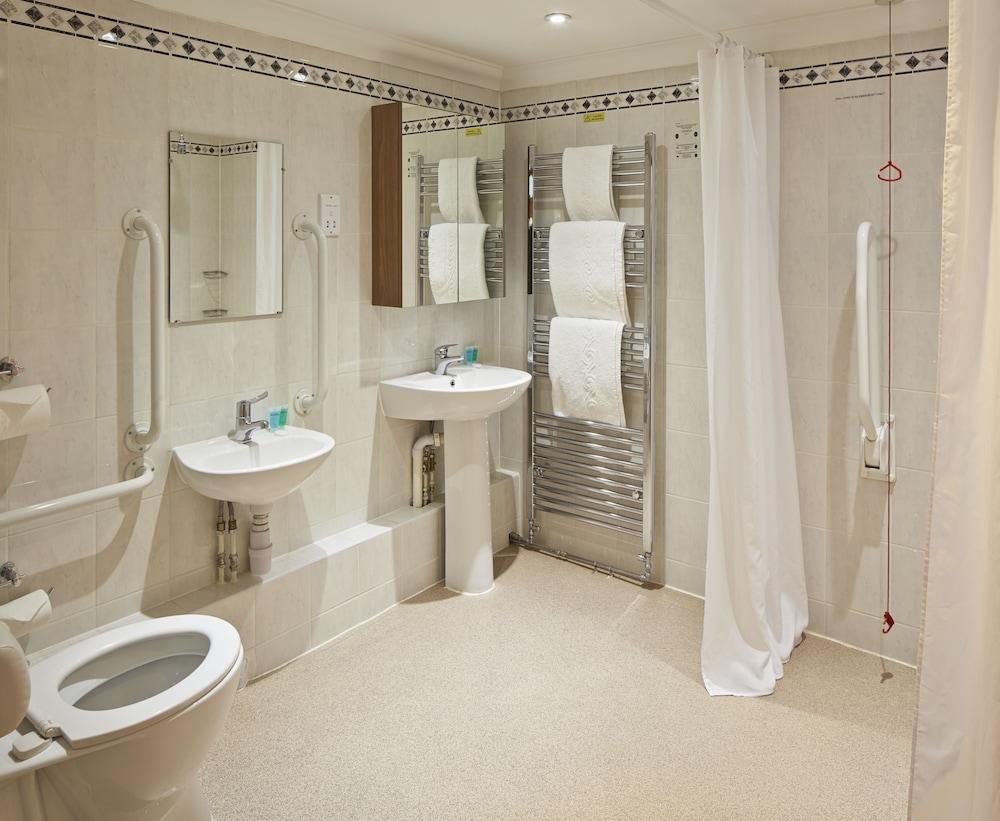 랭커스터 게이트 호텔(Lancaster Gate Hotel) Hotel Image 16 - Bathroom