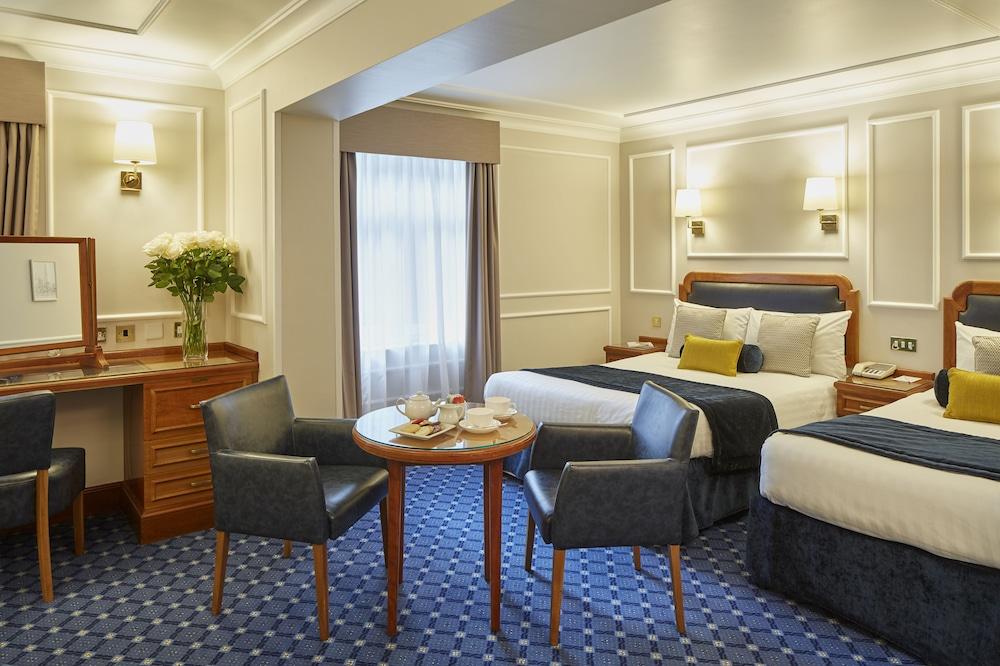 랭커스터 게이트 호텔(Lancaster Gate Hotel) Hotel Image 12 - Guestroom