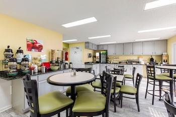 Quality Inn Scottsboro - Breakfast Area  - #0