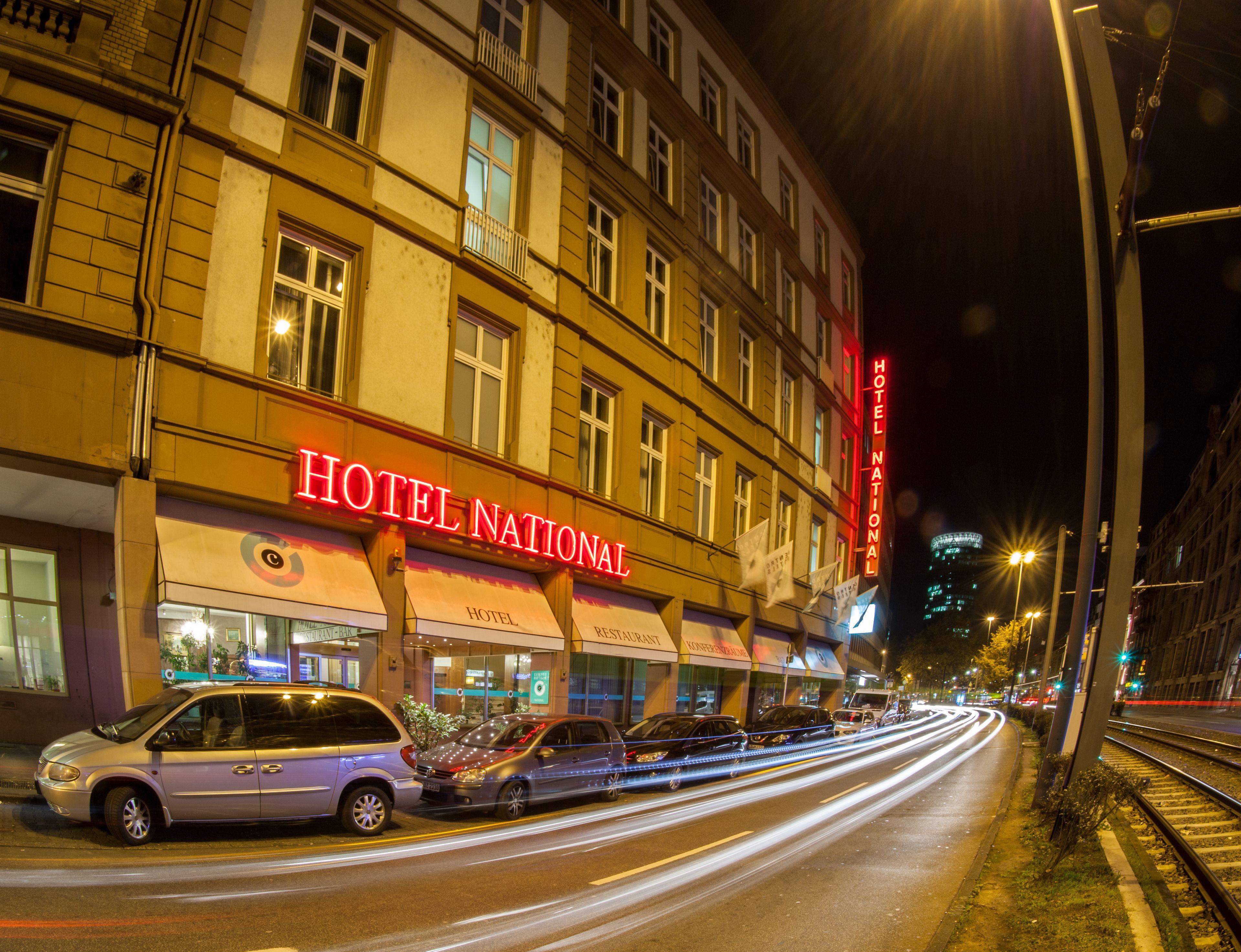 Centro Hotel National Frankfurt City