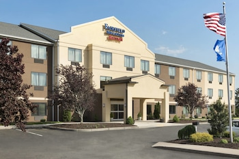 Hotel - Fairfield Inn & Suites Hartford Manchester
