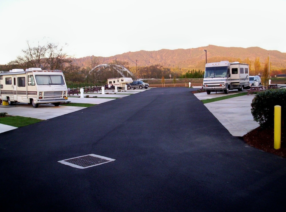 RV or Truck Parking