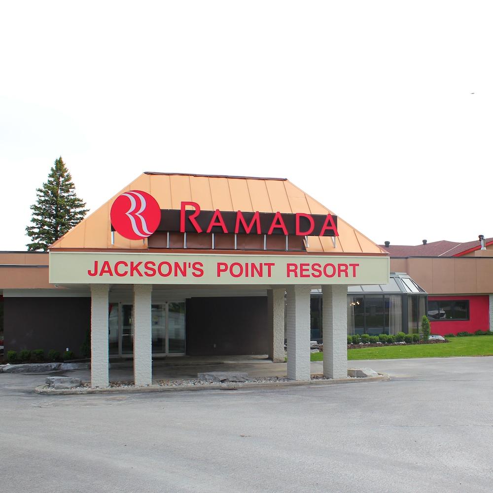 라마다 바이 윈덤 잭슨스 포인트(Ramada by Wyndham Jacksons Point) Hotel Image 29 - Hotel Entrance