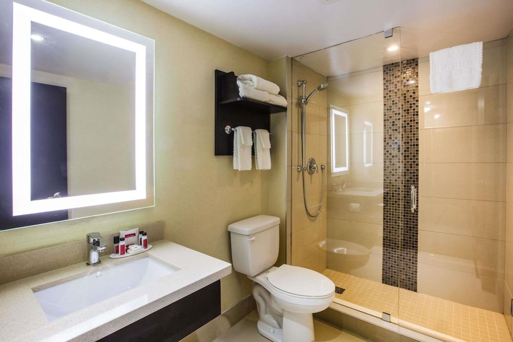 라마다 바이 윈덤 잭슨스 포인트(Ramada by Wyndham Jacksons Point) Hotel Image 14 - Bathroom