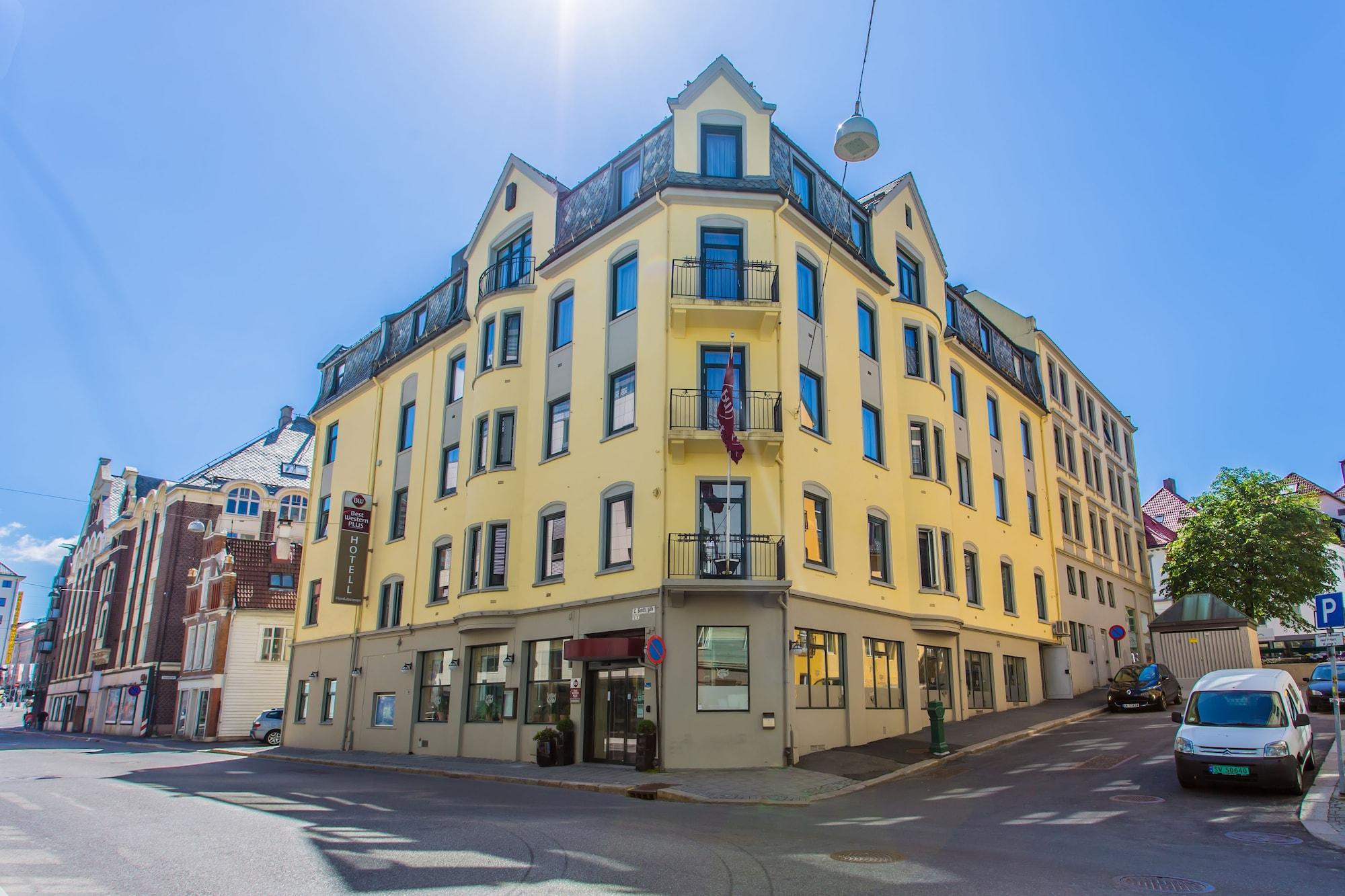 Best Western Plus Hotell Hordaheimen, Bergen
