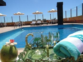 普拉亞廣場套房飯店 Plaza Praia Suites