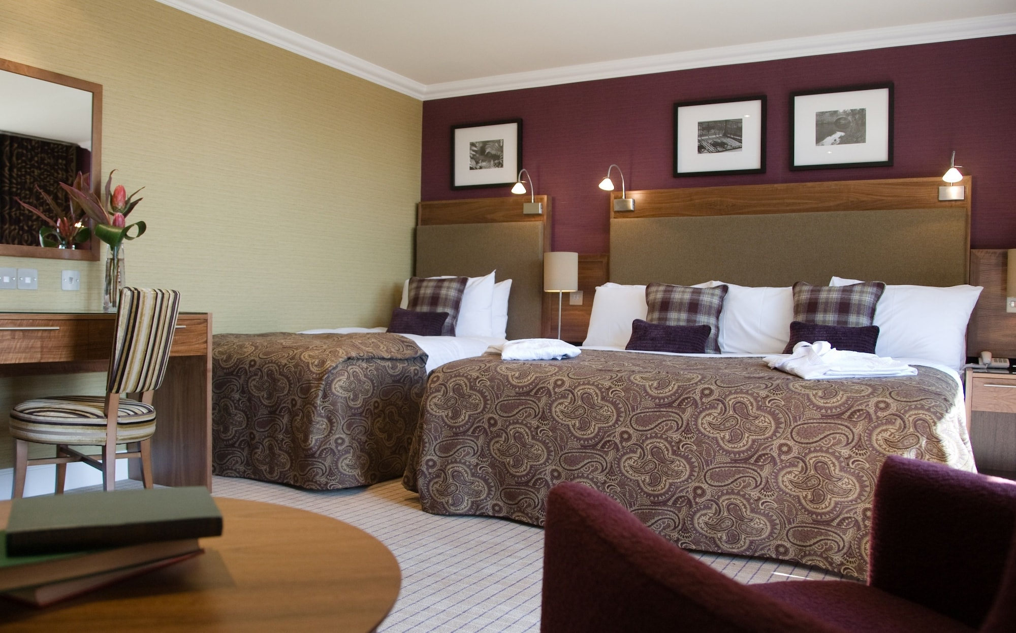 Crieff Hydro, Perthshire and Kinross