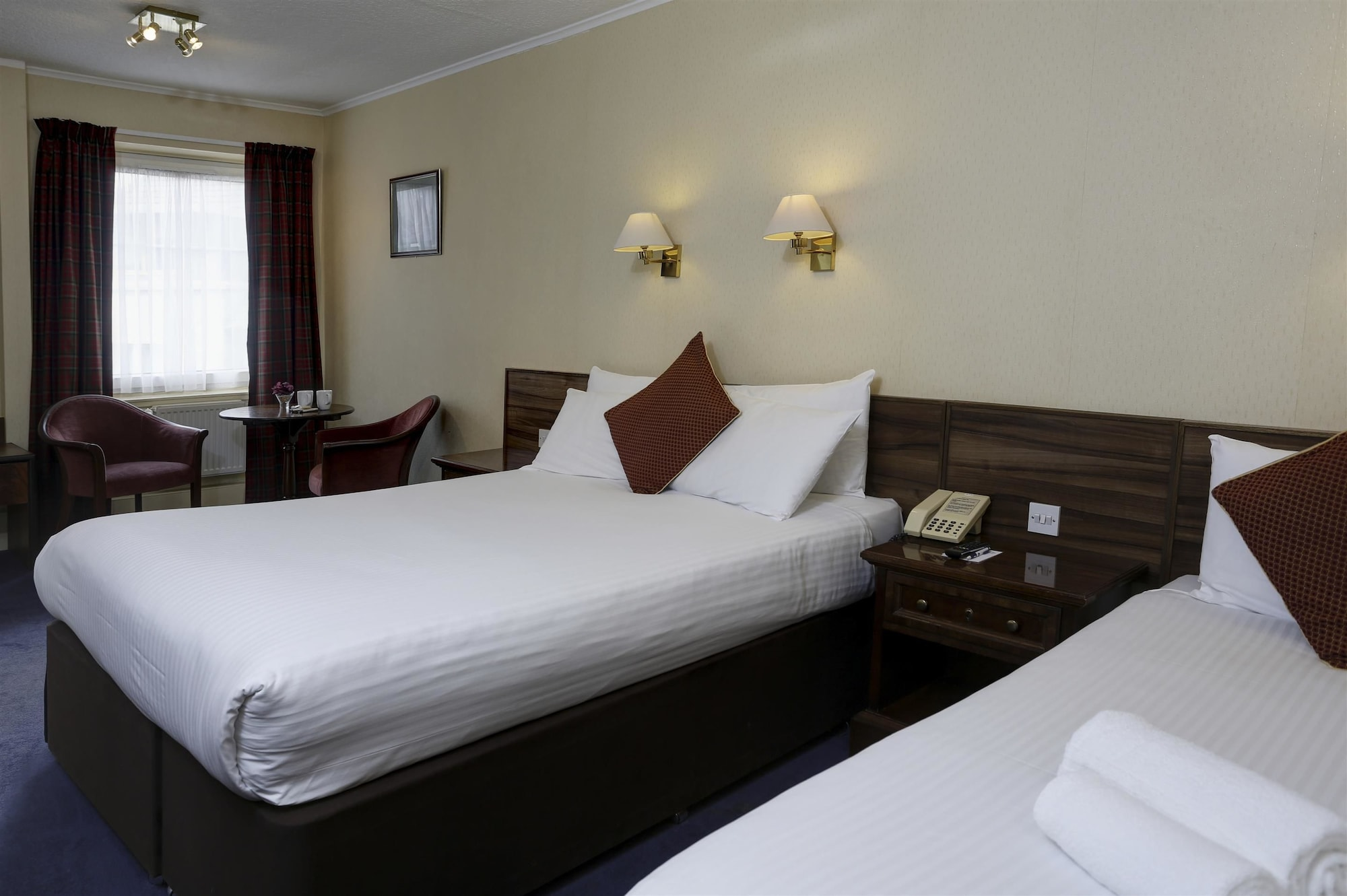 Best Western Queens Hotel, Perthshire and Kinross