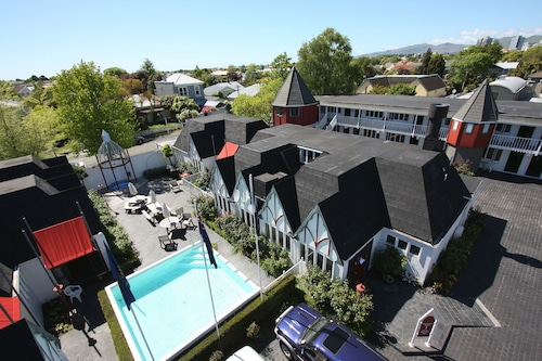 Camelot Motor Lodge, Christchurch