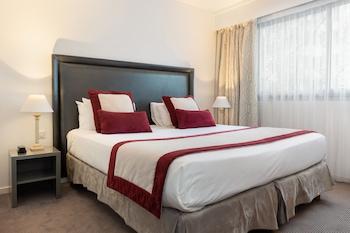 Standard Tek Büyük Veya İki Ayrı Yataklı Oda (courtyard View Or City View)