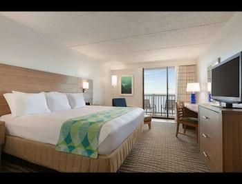 Premium Room, 1 King Bed, Balcony, Bay View (NonSmoking)