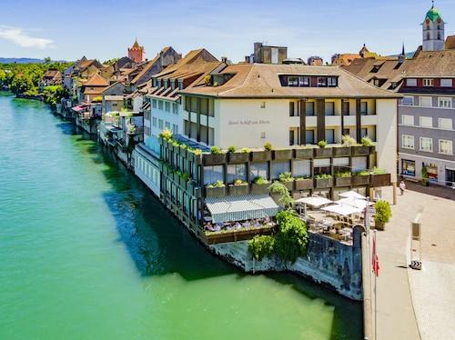 . Hotel Schiff am Rhein