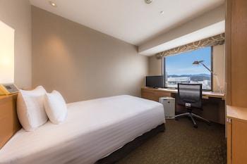 スタンダード シングルルーム 喫煙可 ホテルアソシア静岡