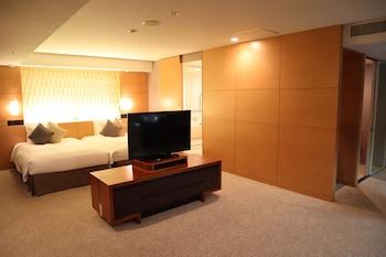 ラグジュアリーツインルーム 禁煙 45㎡ ホテルアソシア静岡
