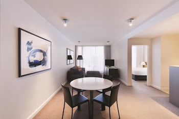 Standard Two Bedroom Interconnecting Apartment