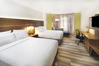 Suite, 2 Queen Beds, Non Smoking (Mini)