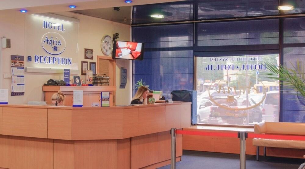 Отель «Адрия»