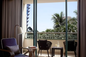 Room, 1 King Bed, Balcony, City View