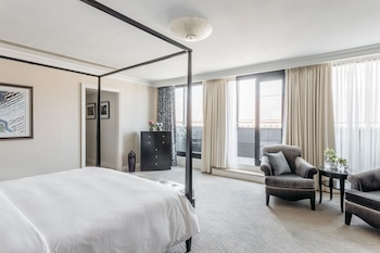 Dubleks, Balkon (suite)