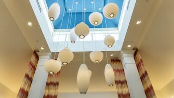 Interior Entrance at Hilton Garden Inn Orlando East/UCF in Orlando