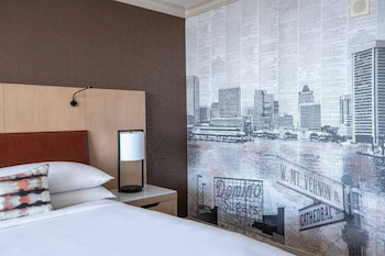 Room, 1 King Bed, City View