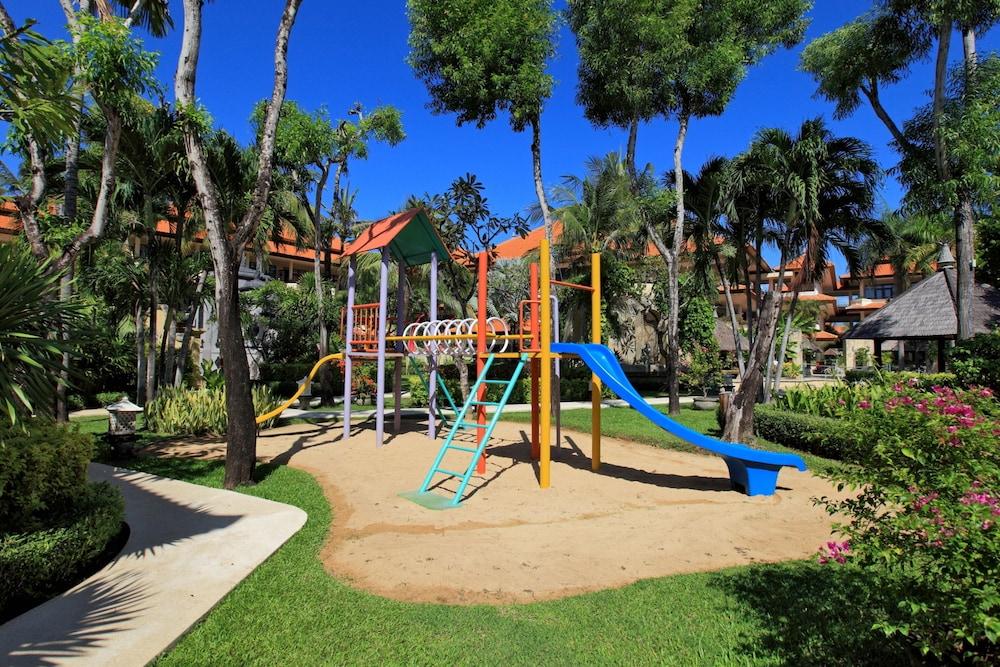 더 탄정 베노아 비치 리조트 - 발리(The Tanjung Benoa Beach Resort - Bali) Hotel Image 69 - Childrens Play Area - Outdoor