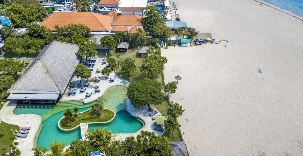 더 탄정 베노아 비치 리조트 - 발리(The Tanjung Benoa Beach Resort - Bali) Hotel Image 70 - Aerial View