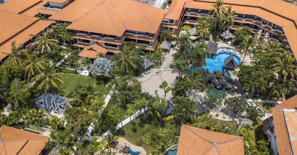 더 탄정 베노아 비치 리조트 - 발리(The Tanjung Benoa Beach Resort - Bali) Hotel Image 71 - Aerial View